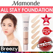 [BREEZY] ★ [Mamonde] All Stay Foundation SPF25 / PA++ 20ml