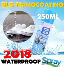 ♥SGFreshIdea♥2018 BLD Nanocoating♥Waterproof Spray♥250ml♥Extra Durable♥Water♥Dust♥Repellent♥
