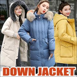 2020 women winter down jacket /couple wear coat  /-40 to 20 degrees/ Cotton-Padded Jacket/ Wind rain