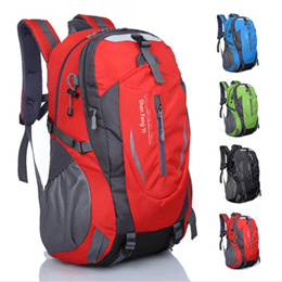 Backpack /      40L mountaineering bag backpack travel tourism outdoor sports backpack