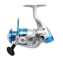 6 BB 5.2:1 Right Left Hand Interchangeable Collapsible Handle Spinning Fishing Reel Fishing Gear