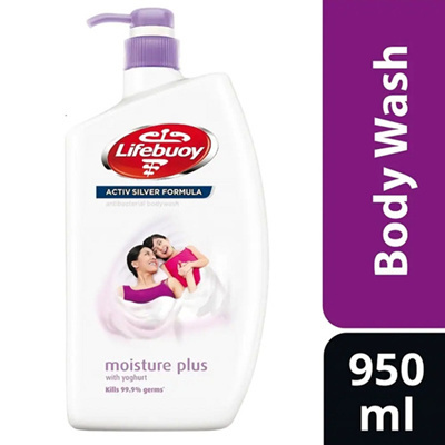 LIFEBUOY Moisture Plus Body Wash 950ml.