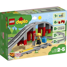LEGO 10872 Duplo: Train Bridges and Tracks