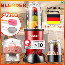 ⚡WEEKEND PROMO⚡Blend Ice👍BAP FREE👍Nutri Blender Multifunction Smoothie Juicer/Mixer/Meat Grinder