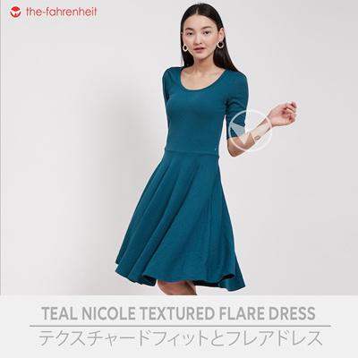 Nicole - Teal