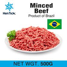 [Hen Tick] MINCED BEEF [500g] [hego] [frozen] [meat]
