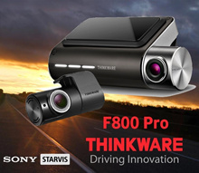 [AUTHORISED DEALER]★ PRE-ORDER THINKWARE F800 PRO WiFi DASHCAM 2CH FHD CAR CAM CAMERA BLACKBOX DVR