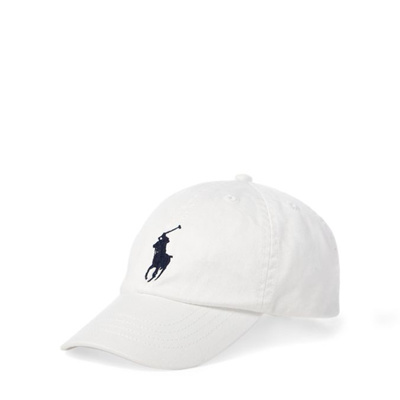 87175a197 Polo Ralph Lauren Big Pony Chino Baseball Cap