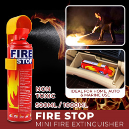 ★FREE SHIPPING★ Fire Stop Car mini Foam Fire Extinguisher | Good For Home/Office and CAR ★READY STOC