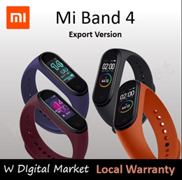 Xiaomi New Mi Band 4 Sports Smart Wristband Add Integrated GPS/ Colorful Screen TEACHERS DAY GIFT