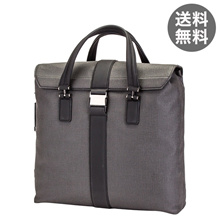 Tumi Tumi Briefcase Cypress Brief Tote Shoulder 333253 GRY Gray Ashton Cypress brief tote Gray Men's Business Bag Oblique