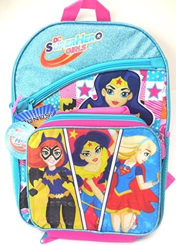 Us 38 26 Dc Comics Wonder Woman Backpack Book Bag