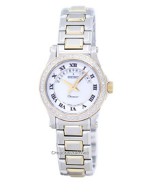 [Creation Watches] Seiko Premier Ladies Diamond SXD774P1 SXD774 with 48 diamonds