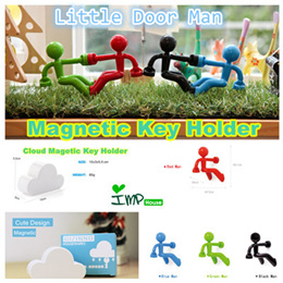 ❤IMP KIDZ❤ [Gift Idea]Creative Gift/Magnetic Key Holder/Little Door Man/Cloud/Multi Purpose Holder/Home deco