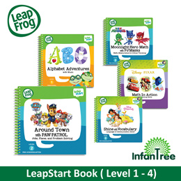 LeapFrog Leapstart Book - Works with LeapStart™ Interactive Learning system (2 -7 yrs)