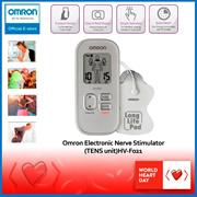 Omron Electronic Nerve Stimulator (TENS unit) HV-F021