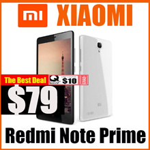 Redmi Note PRIME / 5.5 inches screen / 2GB RAM / 16GB ROM / Dual camera / EXPORT SET