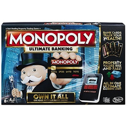 Monopoly Game: Ultimate Banking Edition / Monopoly Cheater Edition