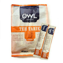 Owl Teh Tarik