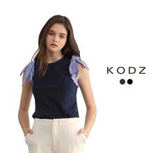 KODZ - Bow Detail Blouse-180077