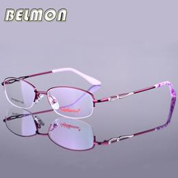 7c28890ae9f Eyeglasses Frame Women Computer Myopia Prescription Optical Clear Eye  Glasses Spectacle Frame For