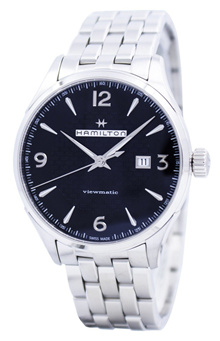[CreationWatches] Hamilton Jazzmaster Viewmatic Automatic Swiss Made H32755131 Mens Watch