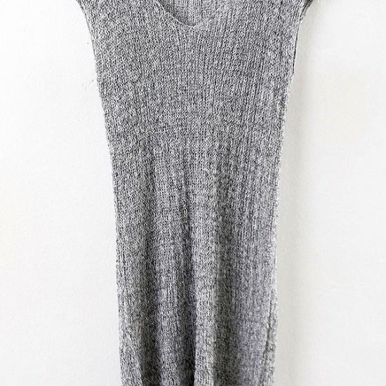 ウィスィモールIWスリム死線ロングチョッキRMD1710 ロング/ショールカラベスト/ 韓国ファッション