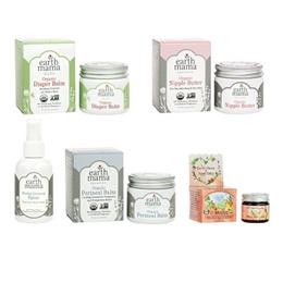 Earth Mama Diaper Balm | Organic Nipple Butter| Perineal Spray| Perineal Balm