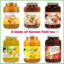 Korean Honey Citron tea 1kg / korean tea/korean food/ jujube ginger lemon grapefruit quince fruit te