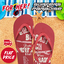 Surfers Paradise Slippers / Flip Flop (Ladies)