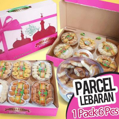 Paket Kue Kering / Bingkisan Parcel Hadiah / Monasari/Tobelo Deals for only Rp99.000 instead of Rp99.000