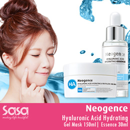 NEOGENCE ♥ Hyaluronic Acid Hydrating ♥ Gel Mask 150ml ♥ Essence 30ml ♥ Skin Care