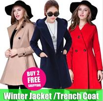 2017 *New Arrival* fashion Spring Autumn Winter Jacket Trench Coat / Winter Jacket / Jacket coat
