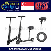 [SG Seller] Fastwheel Scooter Accessories Fast Wheel accessory Solid Tire / Seat mount