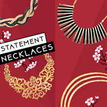 ❈STATEMENT NECKLACES❈CHUNKY/COLLAR/LAYERED ❈ EUROPEAN STYLE❈FASHION JEWELRY