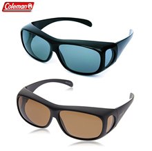 Coleman Coleman polarized sunglasses 2 / over glasses / sunglasses / eye protection / sunscreen / outdoor / polarized lenses [Japan direct sending] [free shipping]