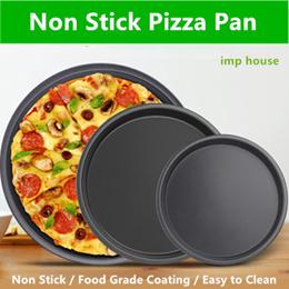 ★IMP HOUSE★[imp living][Baking Essential] Non Stick Pizza Pan Pizza cutter Round Pan Baking Pan