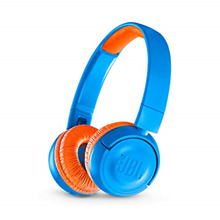 JBL JR 300BT Kids On-Ear Wireless Headphones Safe Sound Technology.