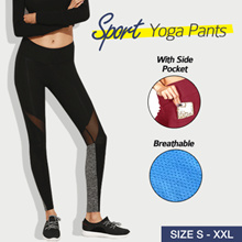 ★BUY 2 FREE SHIPPING★FLATPRICE★Hot Deals Sport Yoga pants with side pocket★LOWEST PRICE GUARANTEE★