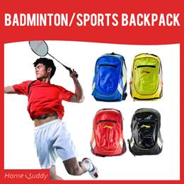[Li-Ning] Backpack ★ Stocks in Singapore ★ OFFICIAL merchandise ★ Acev: e-commerce partner of Li-Ning official partner ★ / badminton backpack/ badminton bag