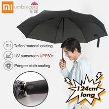 Xiaomi Mijia Huayang Super Large Automatic Umbrella Anti-UV Strong Rib Anti-strong Wind Rainstorm