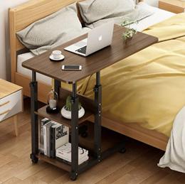 床边桌 /寝室 /简约 /床上电脑 /懒人桌 /家用简易 /卧室 /可移动 /升降小桌子 /学生