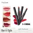 【MayCreate】1+1 DEAL!!! Long-lasting Matte Lip Rouge | Natural Ingredients Used | Sophisticated Look