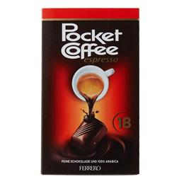 독일 직구 페레로 포켓커피 초콜렛 18개입 / 유명 포켓커피 초콜릿  / 유럽 여행 인기 제품