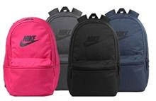 [N I K E] Sports Backpack/Laptop bag/Heritage Backpack BA5749/100% Authentic