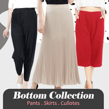 BOTTOM COLLECTION - PANTS - SKIRT - SKIRT PANTS - QUALITY PREMIUM!!!!