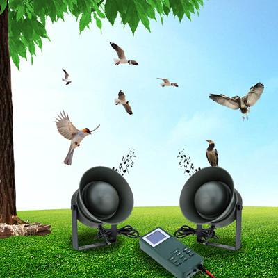 Outdoor Hunting Decoy Bird Caller Mp3 Bird Sound with 2 Sealed Design  Loudspeaker 50W Amplifier 150d