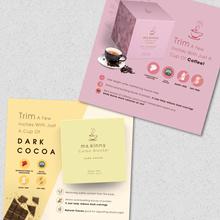 Ms Kinny Slimming Coffee  and Cocoa Blocker Bundle Pack