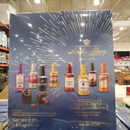 ★쿠폰가 $25★ 안톤버그 위스키 봉봉 초콜렛 64개 / 1+1 / 커클랜드 위스키 봉봉 초콜릿