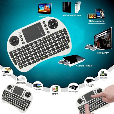Multi-functional Wireless Mini Air Mouse Keyboard